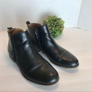 Franco Sarto Kampton Black Chelsea Boot